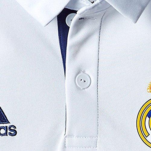 464272304eec7 Camiseta 1ª Real Madrid 2016  2017 Junior adidas AI5189  128.