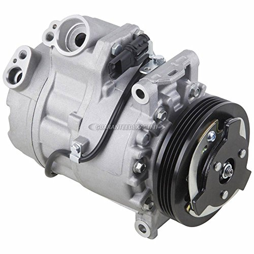 AC Compressor & A/C Clutch For BMW X5 V8 E70 - BuyAutoParts 60-03026NA NEW