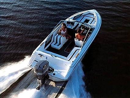 Amazon com: 1989 Sea Ray 180 Bow Rider Outboard Power Boat