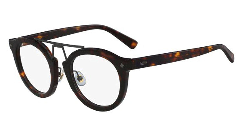 5e229bb3d5 Eyeglasses MCM 2642 214 HAVANA at Amazon Men s Clothing store
