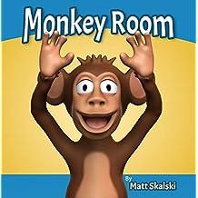 Monkey Room (Monkey Life Book 1)