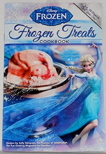 Disney Frozen: Frozen Treats Cookbook