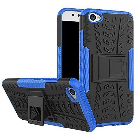 san francisco ebec3 838cb Prime Retail Vivo V5 Plus, Back Cover, Blue, Real: Amazon.in ...