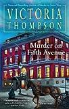 Murder on Fifth Avenue (Gaslight Mystery)