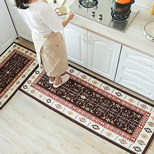 BLACK FRIDAY DEALSMachine Washable Kitchen /& Hall MatsNon Slip Doormats