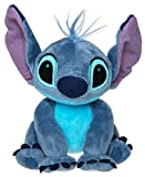 """Disney Store Exclusive 6"""" Stitch Mini Bean Bag Plush with Embroidered Facial Features"""