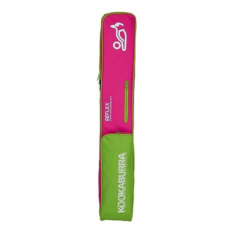 Bolsa de palo de hockey Kookaburra Reflex, color rosa/verde ...