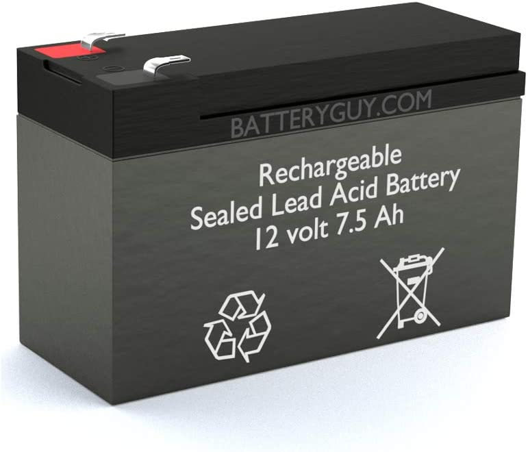 Replacement Battery 750 VA Rechargeable, high Rate Eaton Powerware 5110