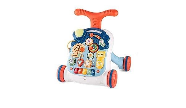 Walker bebé For el bebé 6-30 meses de la música del bebé Walker ...