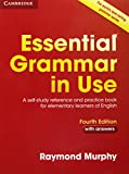 capa de Essential Grammar in Use with Answers