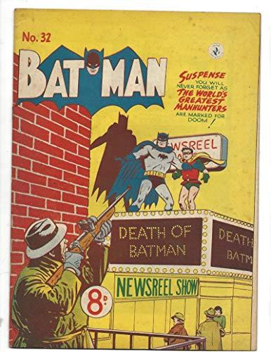Batman #32 1950