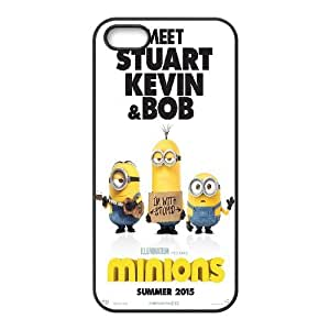 Despicable Me Cartoon Movie Productive Back Phone Case For Apple Iphone 5 5S Cases -Pattern-3