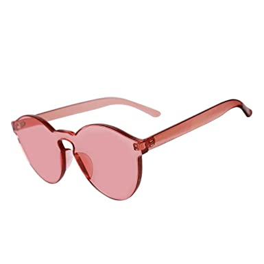 c912cfc576 VEMOW Polarized Glasses Sunglasses For Men Women Safety Glasses  UV-Protection Retro Eyewear Clear Toddler Boys Girls Ladies Vintage  Mirrored Oval