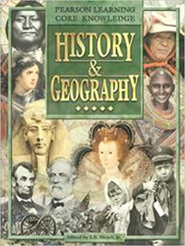 History And Geography Student Edition Grade 5