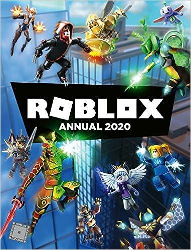 Roblox Annual 2020 Uk Egmont Publishing 9781405294454 Amazon