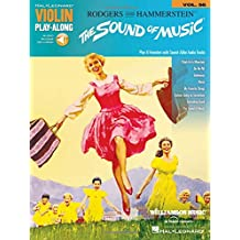 The Sound of Music: Violin Play-Along Volume 56