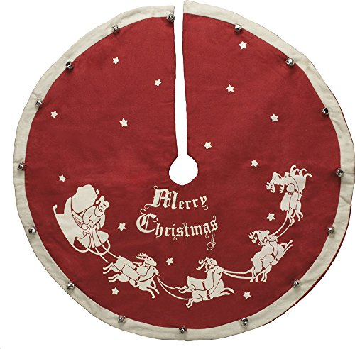 Santa Tree Sleigh - 4