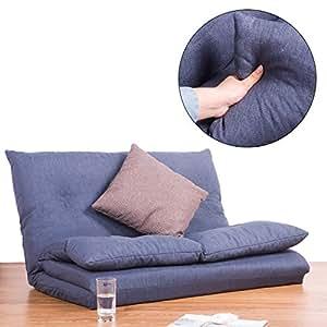 Amazon Merax Adjustable Fabric Folding Chaise Lounge