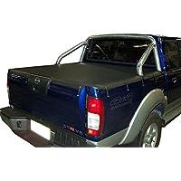 Ute Tonneau Cover to suit Nissan Navara Dual Cab STR D22 With Factory Sport Bar 01-08