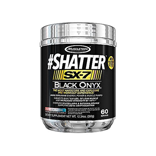 MuscleTech Shatter Black Rocket Freeze