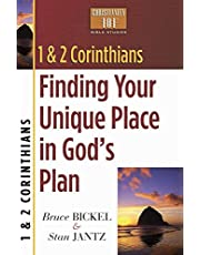 1 and 2 Corinthians: Finding Your Unique Place in God's Plan
