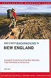AMC's Best Backpacking in New England, Matt Heid, 1929173741