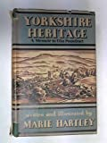 img - for Yorkshire heritage: a memoir to Ella Pontefract book / textbook / text book