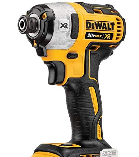 DEWALT DCF887BR 20V MAX XR 1/4in 3-Speed Cordless Impact Driver TOOL ONLY (Renewed) - http://coolthings.us