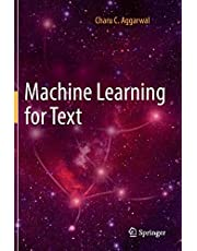 Machine Learning for Text