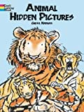 img - for Animal Hidden Pictures (Dover Children's Activity Books) book / textbook / text book