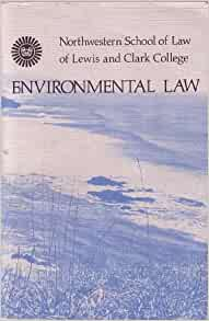 Lewis and clark law school book list