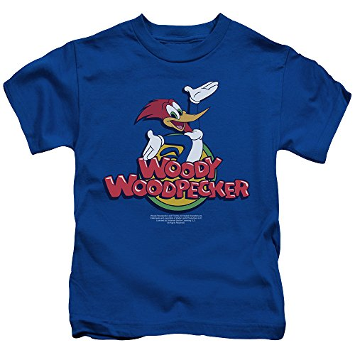 Woody Woodpecker Animated Cartoon Character Woody Little Boys T-Shirt (Animated Wood)