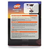 OFF! Backyard Mosquito Repellent Lamp, Ideal for