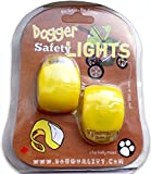 Dogger LED Safety Lights for Dog Stroller | Dog Lights for Night Walking with Flashing Options | Waterproof and…