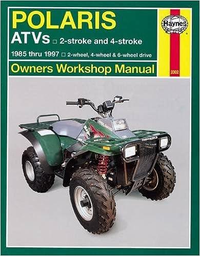 Polaris atv 250 500cc 8597 haynes repair manuals haynes polaris atv 250 500cc 8597 haynes repair manuals 1st edition fandeluxe Choice Image