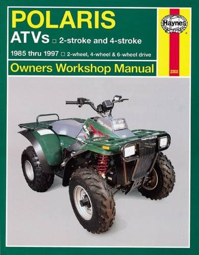 Polaris ATV 250 500cc, '85'97 (Haynes Repair Manuals)