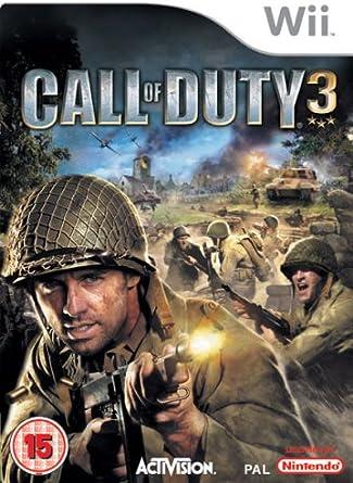 Call of Duty 3 (Wii) [Importación inglesa]: Amazon.es: Videojuegos