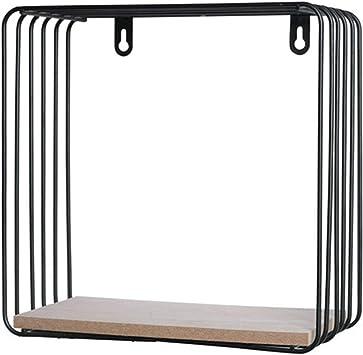 Schwimmendes Regal Nordischen Stil Moderne Einfache Metalldraht