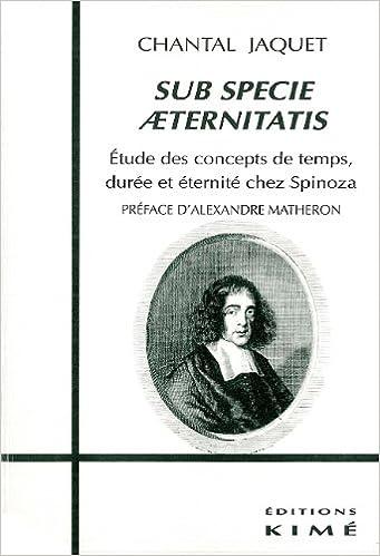 Lépistémologie de Spinoza (French Edition)