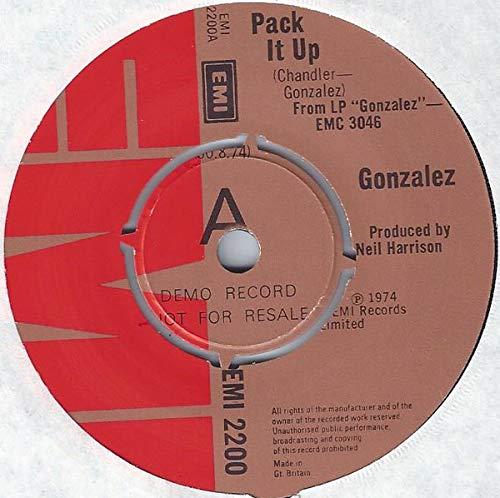 Pack It Up: Gonzalez: Amazon.es: Música