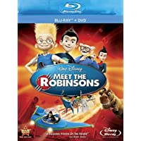 Deals on Meet The Robinsons Blu-ray