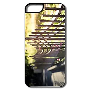 Cool Metal Fence IPhone 5/5s Case For Family