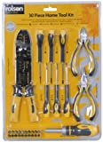 Rolson Tools 36798 Home Tool Set, 30 Pieces by Rolson Tools