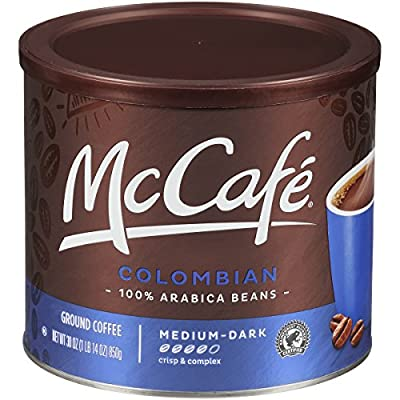 McCafe Colombian Roast Ground Coffee from KraftHeinz