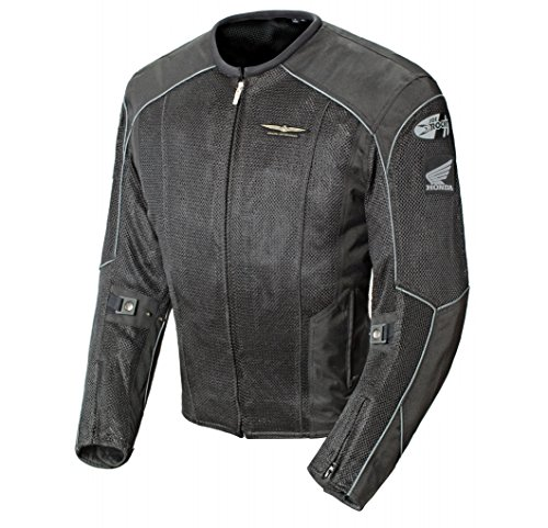 Joe Rocket Honda Goldwing Skyline 2.0 Jacket Black/Black Mens 4XL