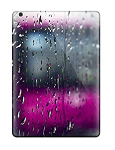 Durable Defender Case For Ipad Air Cover(rainy Day)