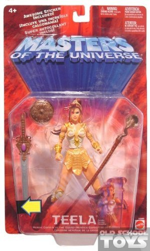 He-man Masters of the Universe Teela Action -