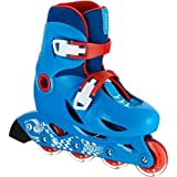 OXELO PLAY 3 INLINE SKATES - RED