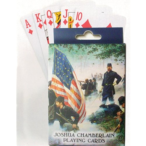 Americana JOSHUA CHAMBERLAIN HOLD AT ALL COST PLAYING CARDS