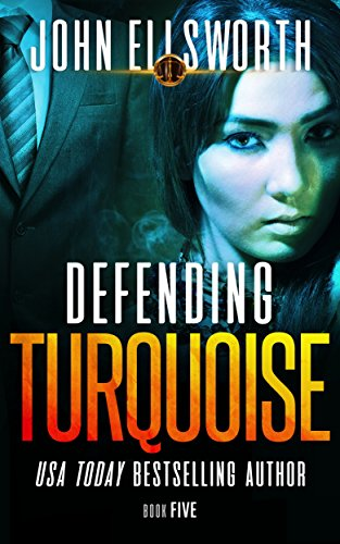 book cover of Defending Turquoise